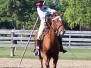 Tent-pegging Practice - GGHG Stables, Queensville ON