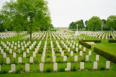 Beny-sur-Mer, Canadian War Cemetary, Normandy, France