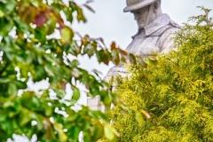 St Julian Memorial – Brooding Solider
