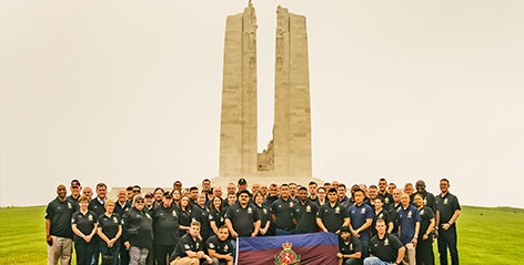 100-Year World War I Anniversary Tour
