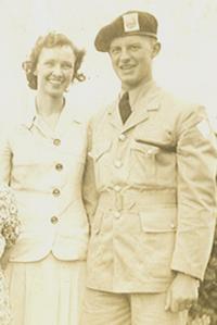 Grandpa in Uniform